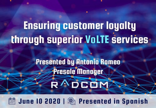 Ensuring customer loyalty through superior volte services delivered in spanish
