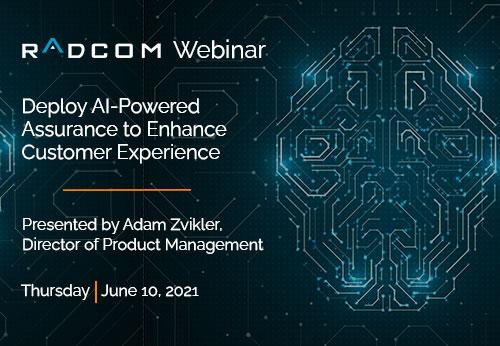 AI powered customer experience