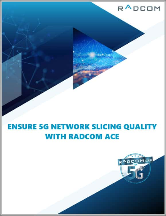 5G network slicing brochure